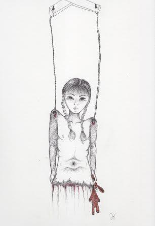 Illustration par Jess Ifer https://www.facebook.com/Dessinsjessifer http://jayss0.wix.com/jessifer