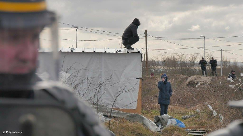 29 Février - Calais, Jungle