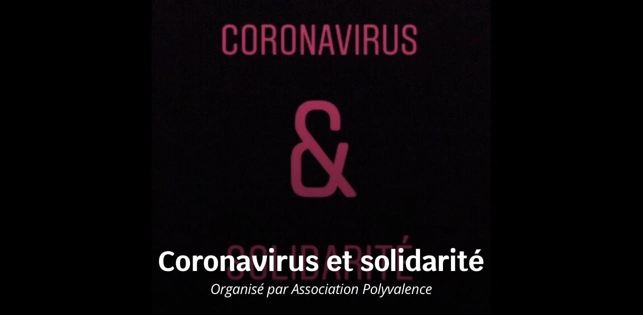 cagnotte COVID-19